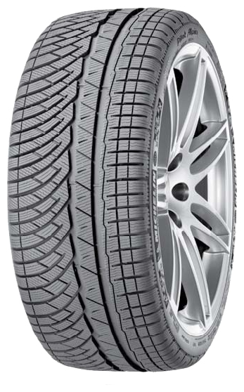Шина Michelin Pilot Alpin PA4 285/35 R20 104V