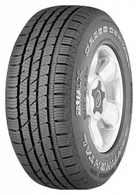 Шина Continental ContiCrossContact LX 265/60 R18 110T