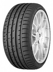 Шина Continental ContiSportContact 3 235/35 R19 91W