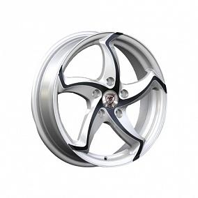 Диск NZ Wheels F-17 16x6,5 4x100 ET36 60,1 silver