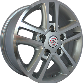 Диск NZ Wheels SH652 16x6,5 5x139,7 ET40 98,6 SF