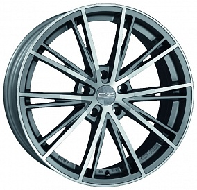 Диск OZ Racing Envy 13x5,5 4x108 ET15 d-l matt sil tech