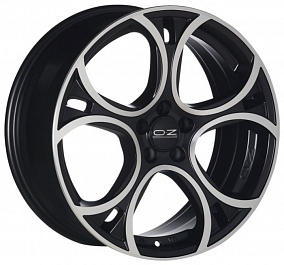 Диск OZ Racing Wave 17x7,0 4x108 ET25 d-l diamantata