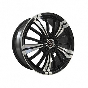 Диск NZ Wheels SH649 16x6,5 5x114,3 ET50 66,1 BKF