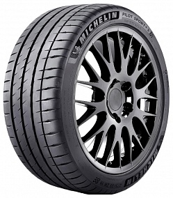 Шина Michelin Pilot Sport 4 S 285/30 R21 100Y