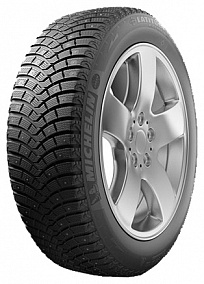 Шина Michelin Latitude X-Ice North 2+ 245/55 R19 107T Ш