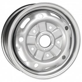 Диск Eurodisk 55N56F 16x5,5 5x160 ET56 65,1 silver