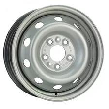 Диск KFZ 8877 15x6,0 5x118 ET68 71,1 silver