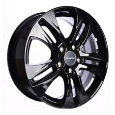 Диск TGRACING LZ628 17x6,5 5x114,3 ET50 64,1 black
