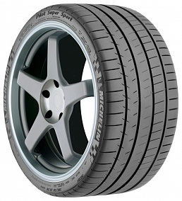 Шина Michelin Pilot Super Sport 295/30 R19 100Y