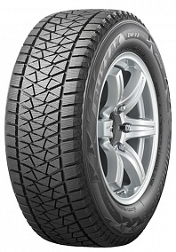 Шина Bridgestone Blizzak DM-V2 285/60 R18 116R