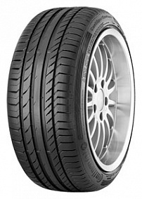 Шина Continental ContiSportContact 5 SUV 255/55 R19 111V