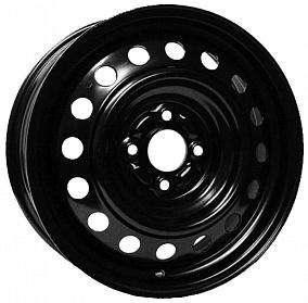 Диск Magnetto Wheels 16007 16x6,5 5x114,3 ET40 66 BK