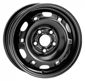 Диск Magnetto Wheels 17000 17x7 5x114,3 ET45 66,1 BK