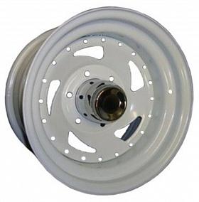 Диск Ikon Wheels SNC008 15x8,0 5x139,7 ET-16 108,7 hyper silver