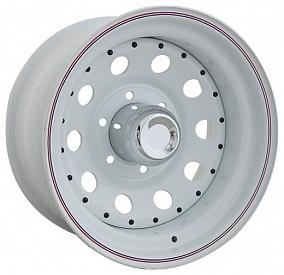 Диск Ikon Wheels SNC031 16x7,0 6x139,7 ET10 110,5 WRBL