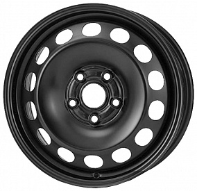 Диск Magnetto Wheels R1-1320 14x5,5 4x108 ET34 65 black