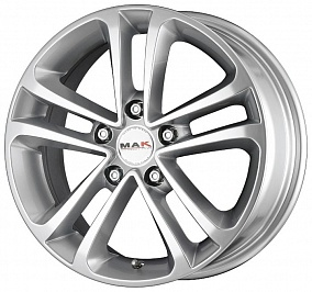 Диск Mak Invidia 16x7,0 5x112 ET42 76 ice black