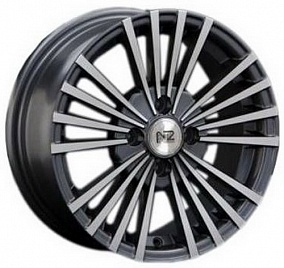Диск NZ Wheels 1021 15x6,5 4x98 ET35 58,6 BKF