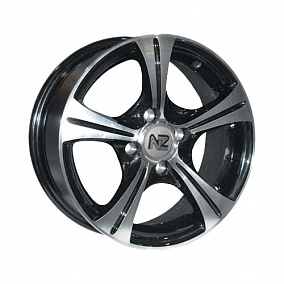 Диск NZ Wheels 1077 13x5,5 4x98 ET35 58,6 BKF