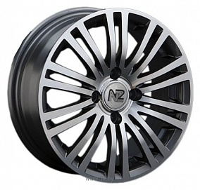 Диск NZ Wheels 109 14x6,0 4x108 ET34 73,1 GMF