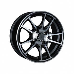 Диск NZ Wheels 1152 13x5,5 4x98 ET35 58,6 BKF
