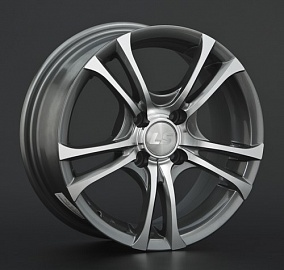 Диск NZ Wheels 304 15x6,5 4x100 ET45 73,1 GMF