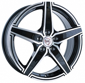 Диск NZ Wheels F-1 17x7,0 5x120 ET40 72,6 BKF