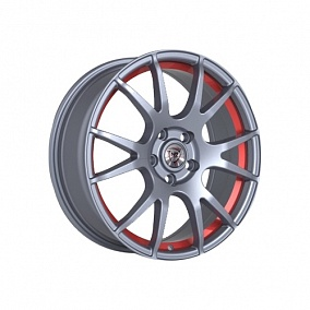 Диск NZ Wheels F-11 17x7,0 5x108 ET50 63,35 BKRSI