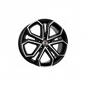 Диск NZ Wheels F-15 16x6,5 5x105 ET39 56,6 BKF