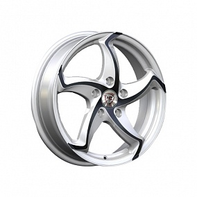 Диск NZ Wheels F-17 16x6,5 5x114,3 ET40 66,1 BKF