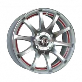 Диск NZ Wheels F-21 16x6,5 5x110 ET37 65,1 WFRSI