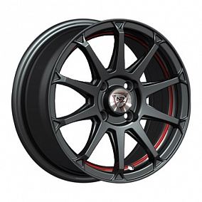 Диск NZ Wheels F-22 16x6,5 5x114,3 ET40 66,1 BKRSI