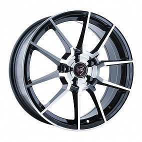 Диск NZ Wheels F-24 17x7,0 5x105 ET42 56,6 BKF