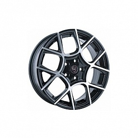 Диск NZ Wheels F-26 16x6,5 5x114,3 ET50 66,1 BKF