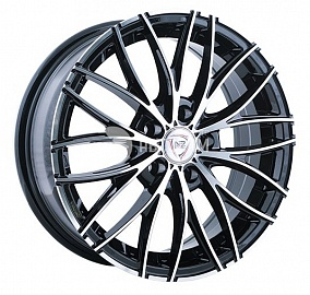 Диск NZ Wheels F-28 16x6,5 4x98 ET38 58,6 BKF