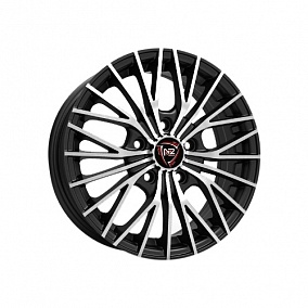 Диск NZ Wheels F-3 16x6,5 4x98 ET38 58,6 BKF