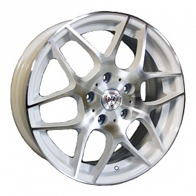 Диск NZ Wheels F-32 16x6,5 4x98 ET38 58,6 BKF