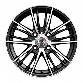 Диск NZ Wheels F-33 16x6,5 5x114,3 ET45 60,1 BKF