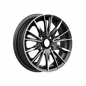 Диск NZ Wheels F-35 16x6,5 5x114,3 ET45 60,1 BKF