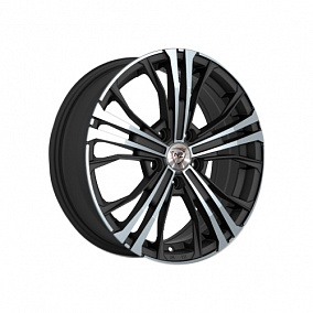 Диск NZ Wheels F-4 16x6,5 5x114,3 ET46 67,1 BKF