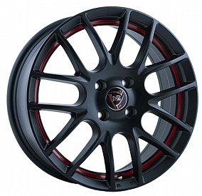 Диск NZ Wheels F-40 17x7,0 5x114,3 ET40 66,1 MBRSI