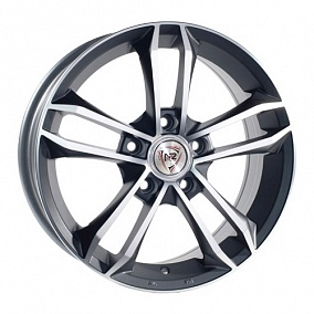 Диск NZ Wheels F-44 17x7,0 5x114,3 ET39 60,1 BKF