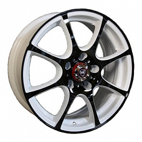 Диск NZ Wheels F-46 16x6,5 5x114,3 ET40 66,1 W+B