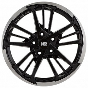 Диск NZ Wheels F-48 16x6,5 5x114,3 ET40 66,1 BKPL