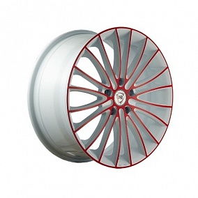Диск NZ Wheels F-49 16x6,5 5x114,3 ET38 67,1 W+BL