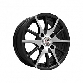 Диск NZ Wheels F-5 15x6,0 5x100 ET47 57,1 BKF