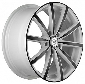 Диск NZ Wheels F-50 16x6,5 5x114,3 ET40 66,1 W+BL
