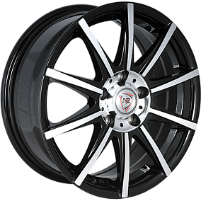 Диск NZ Wheels F-7 16x6,5 5x114,3 ET50 66,1 BKF