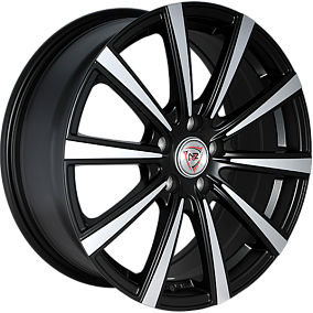 Диск NZ Wheels F-9 17x7,0 5x114,3 ET45 67,1 MBF
